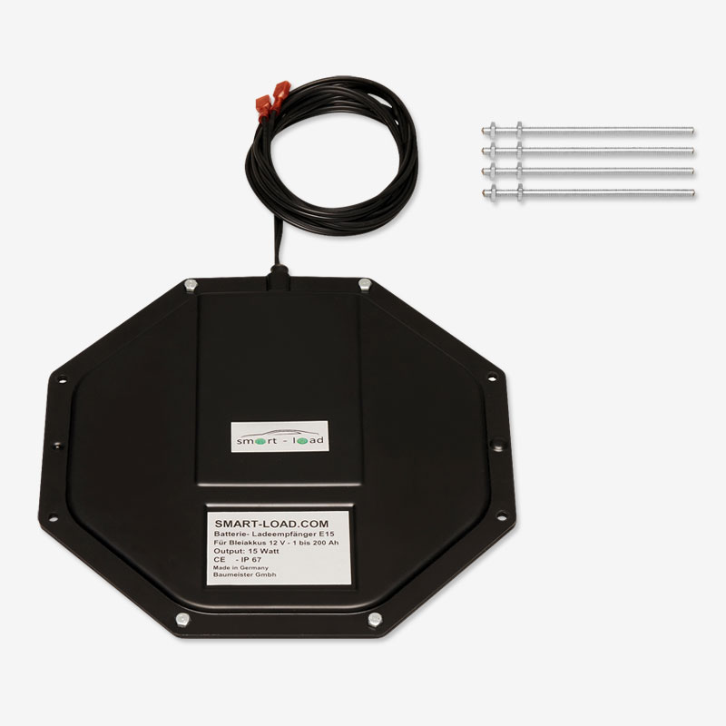 Receiver from smart-load